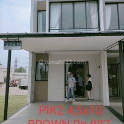 rumah baru di PIK 2