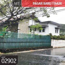 Rumah Pasar Baru Timur, Jakarta Pusat