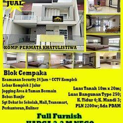 Rumah Permata Khatulistiwa, Blok Cempaka, Pontianak, Kalimantan Barat