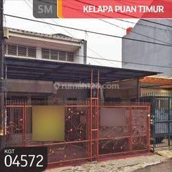 Rumah Kelapa Puan Timur Kelapa Gading, Jakarta Utara
