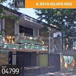 Rumah Jl Raya Kelapa Nias Kelapa Gading, Jakarta Utara