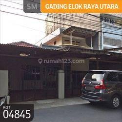 Rumah Gading Elok Raya Utara Kelapa Gading, Jakarta Utara