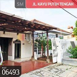 Rumah Jl. Kayu Putih Tengah Pulo Gadung, Jakarta Timur