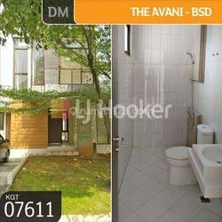 Rumah The Avani Cluster Divena Deshna BSD, Tangerang, Banten