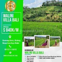 Tanah Kavling Bandung Lokasi Strategis Cocok Untuk Investasi