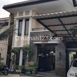 NICE HOUSE AT AMPERA II TYPE 4BR AT NICE  IDR 185.000.000 PER YEAR
