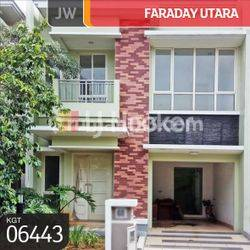 Rumah Faraday Utara Gading Serpong, Tangerang, Banten