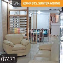 Rumah Komplek STS Sunter Agung Utara, Jakarta Utara