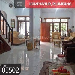 Rumah Jl Mayangsari Komp Nyiur Melambai, Plumpang, Jakarta Utara