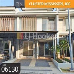 Rumah Cluster Mississipi Jakarta Garden City, Cakung, Jakarta Timur