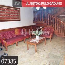 Rumah Jl. Betok Pulo Gadung, Jakarta Timur