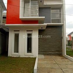 Rumah baru dalam cluster RESIDENT dipondok cabe(Cirendeu area)