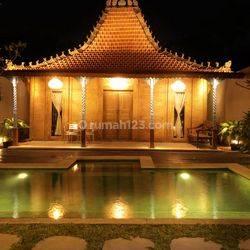 Joglo House Like a Villa