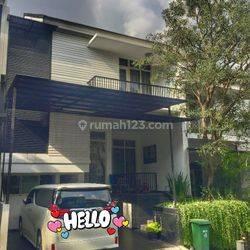 Rumah bagus SEMI FURNISH di Pinang Residence, Veteran, Jakarta Selatan