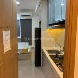 Apartemen B-Residence BSD City View Aeon Mall, Baguss, Furnished Mewah dekat Prasmul