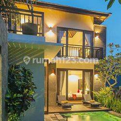 BALIKUBU.COM | AMR-406.AK-TB-2 Villa 2 Bedrooms Batan Kangin Tibubeneng