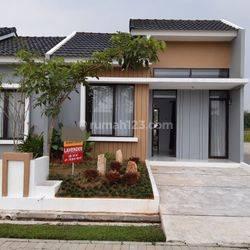 Rumah di Maja Lebak, Banten. Rumah Murah indent fully furnished