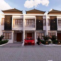 Rumah mewah akses 2 mobil di Radar Auri Cimanggis Depok