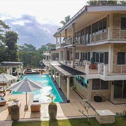 Miliki Segera Villa Hati Indah Tabanan Bali with Sunset Lounge