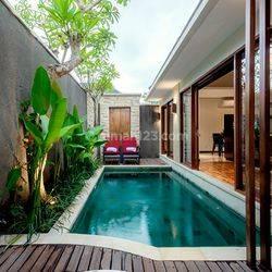 BALIKUBU.COM | AMR-404.AK-SV-1 Villa 1 Bedrooms Berawa Beach Canggu