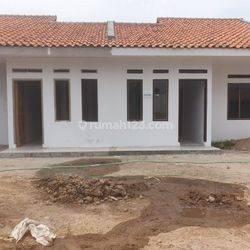 Rumah baru harga terjangkau dekat ke Transmart Buah Batu