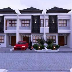 Haya Village - Rumah ekslusif 2 lantai di Radar Auri Cimanggis Depok