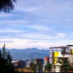 rumah hunian asri dan sejuk dengan view pegunungan dan kota bandung jawa barat