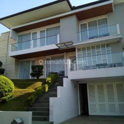 Rumah 2 Lantai Furnished Dago Pakar Resort Bandung