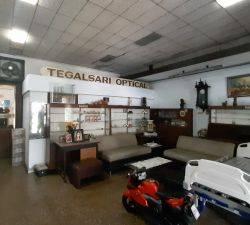 Rumah Daerah Raya Tegalsari Surabaya Pusat