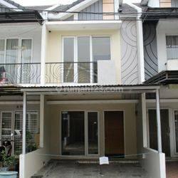 Rumah Termurah di Golden Palm Residence, hadap barat daya