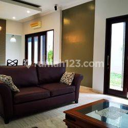 HOUSE AT KEBAGUSAN RAYA TYPE 4BR FURNISHED CHEAP AND STRATEGIC LOCATION