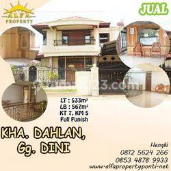 Rumah KHA. Dahlan, Gg. Dini, Pontianak, Kalimantan Barat