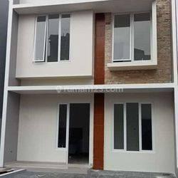 Rumah murah serpong 2 lantai