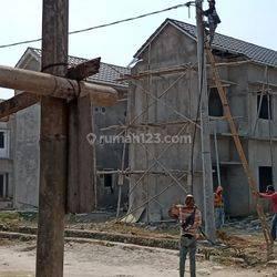 Rumah baru harga ok lokasi emas selangkah ke tol dan mrt