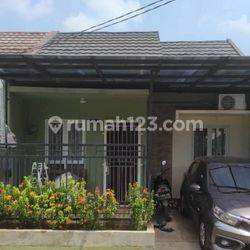 rumah murah dalam cluster akses besar bebas banjir siap huni hanya 3menit ke stasiun sudimara
