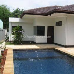 Rumah Bagus di Kemang Timur V Bangka uk 379m2 Private Pool Elegant Jakarta Selatan