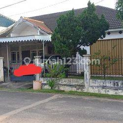 rumah di villa damai kedamaian permai 2 Palembang