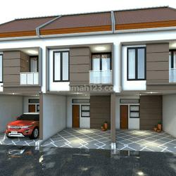 brand new house minimalis, tebet, jakarta selatan