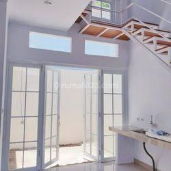 Rumah Bagus Model Mezzanine Minimalis di Grand Cinunuk Bandung Timur