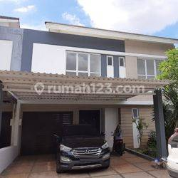 Rumah 2lt 12x20 240m Type 4KT Cluster Palm Spring JGC Jakarta Garden City Cakung