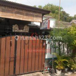 Rumah Second Siap Huni Ngringo Jaten Karanganyar (TS)