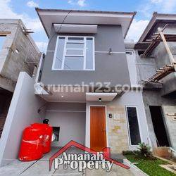 Rumah Design Mewah 2 Lantai Di Kelapa Dua Tugu Cimanggis Depok