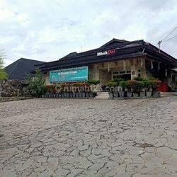 New Listing Rumah/ Restoran Tepi Jln Ahmad Dahlan dekat Kambang Iwak Palembang