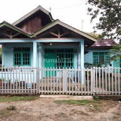 rumah kampung siap huni nyaman,aman  di bengkulu