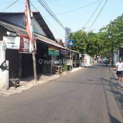 Rumah kios dan kontrakan di mampang prapatan jakarta selatan