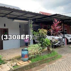(3308EF) Harga Spesial Rumah Cibinong Bogor Jawa Barat Nego Langsung dengan Pemilik Sampai Deal