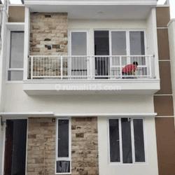 Rumah Cluster 2 Lantai di RTM Kelapa Dua Depok