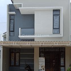 Rumah Cantik 2 Lantai di Rangkapan Jaya Depok