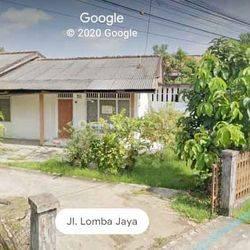 New Listing Rumah Halaman Luas di Sekip Palembang
