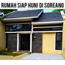 Hunian Ngetop Siap Pakai di Bandung Selatan Soreang Harga Bersahabat dekat Tol